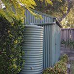 1000 Litre Round Water Tank