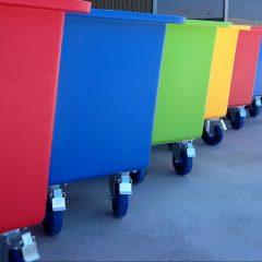 Rectangular Tub Trolleys