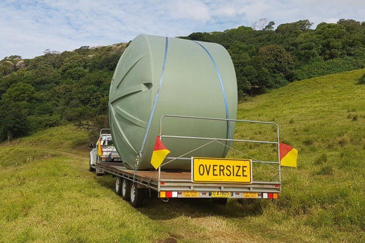 Rural Water Tank