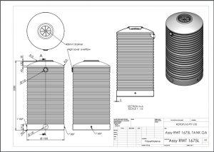 RWT1675 Spec Sheet