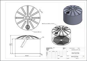 RWT22700 Spec Sheet