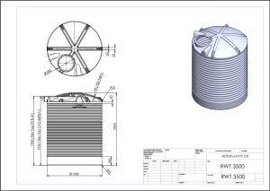 RWT3500 Spec Sheet