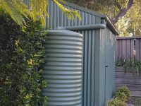 1000 Litre Round Water Tank