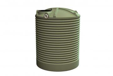 3500L Round Water Tank