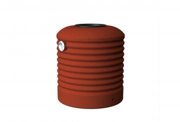 500L Round Water Tank