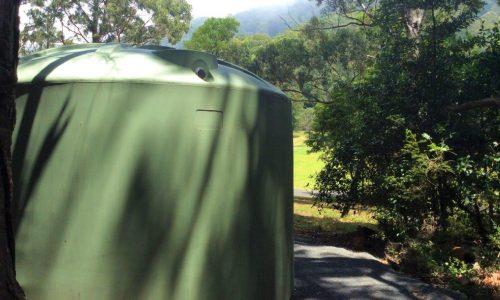Rotoplas 22700 litre (5000 gallon) rural water tank