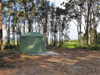 Rotoplas Rural Rainwater Tank Where The Forest Meets The Sea
