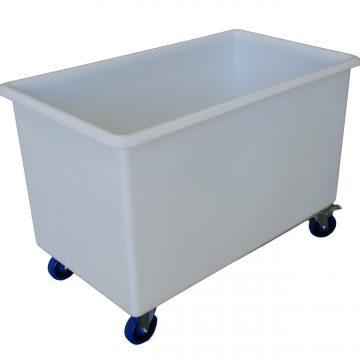 450 litre tub trolleys