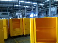 Tallboy Linen Exchange Trolleys