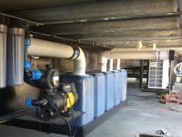 Under Deck Water Tanks