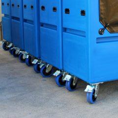 Trolley Castors & Wheels