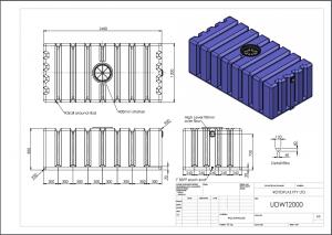 UDWT2000 Spec Sheet