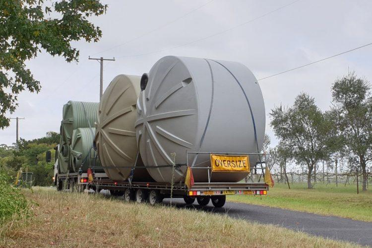 Rotoplas Rainwater Tanks