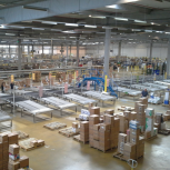 Materials Handling Warehouse