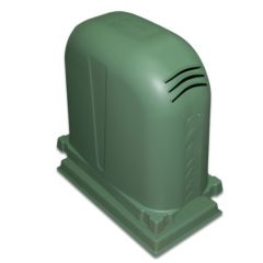 Polyslab Pump Cover