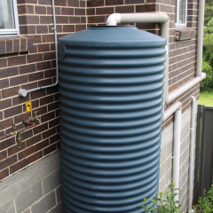 1000L Tank and Pump Package