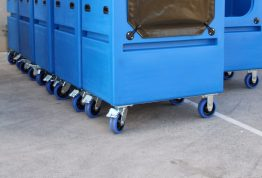 Trolley Castors & Wheels