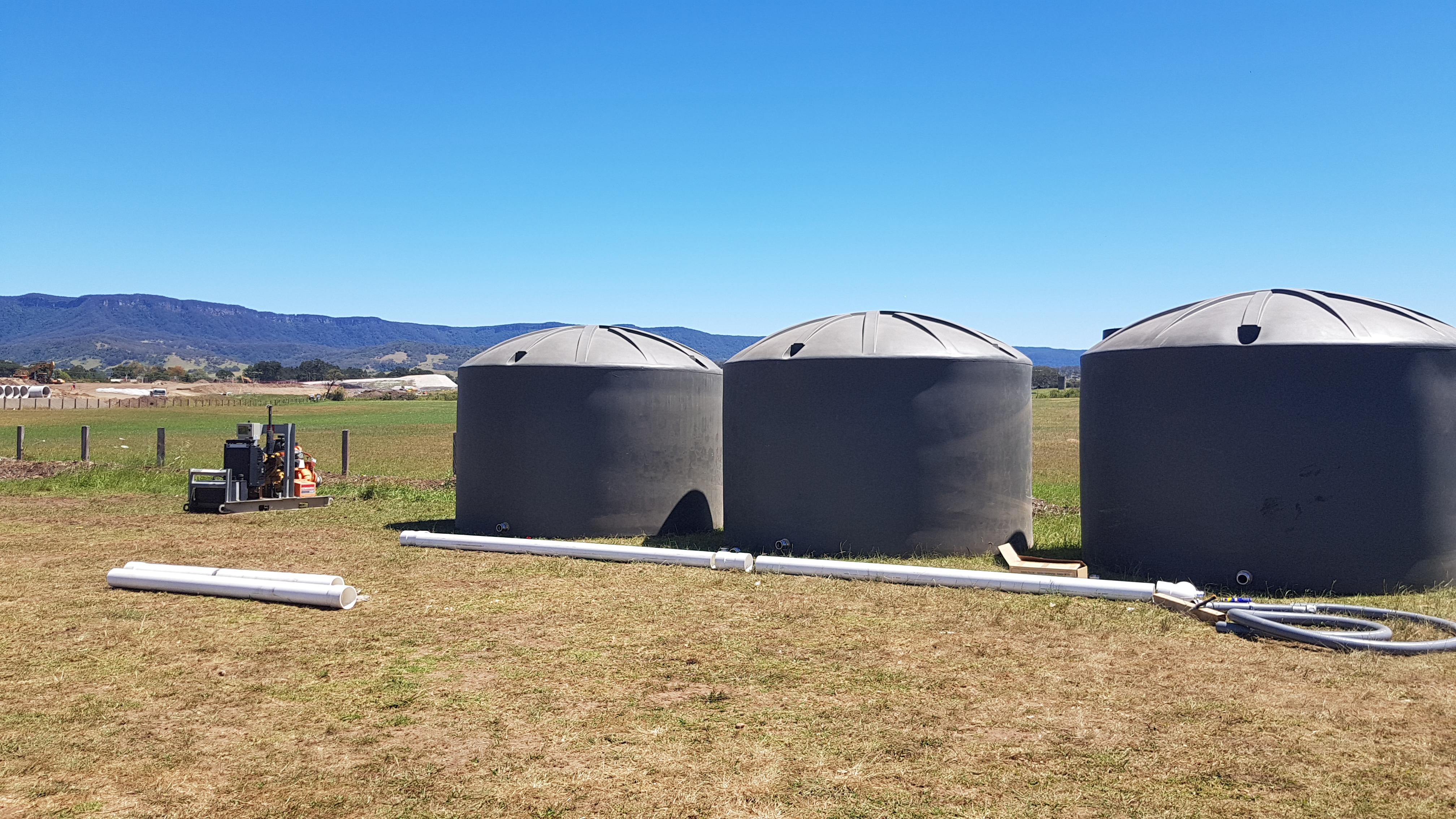 Rainwater tanks NSW